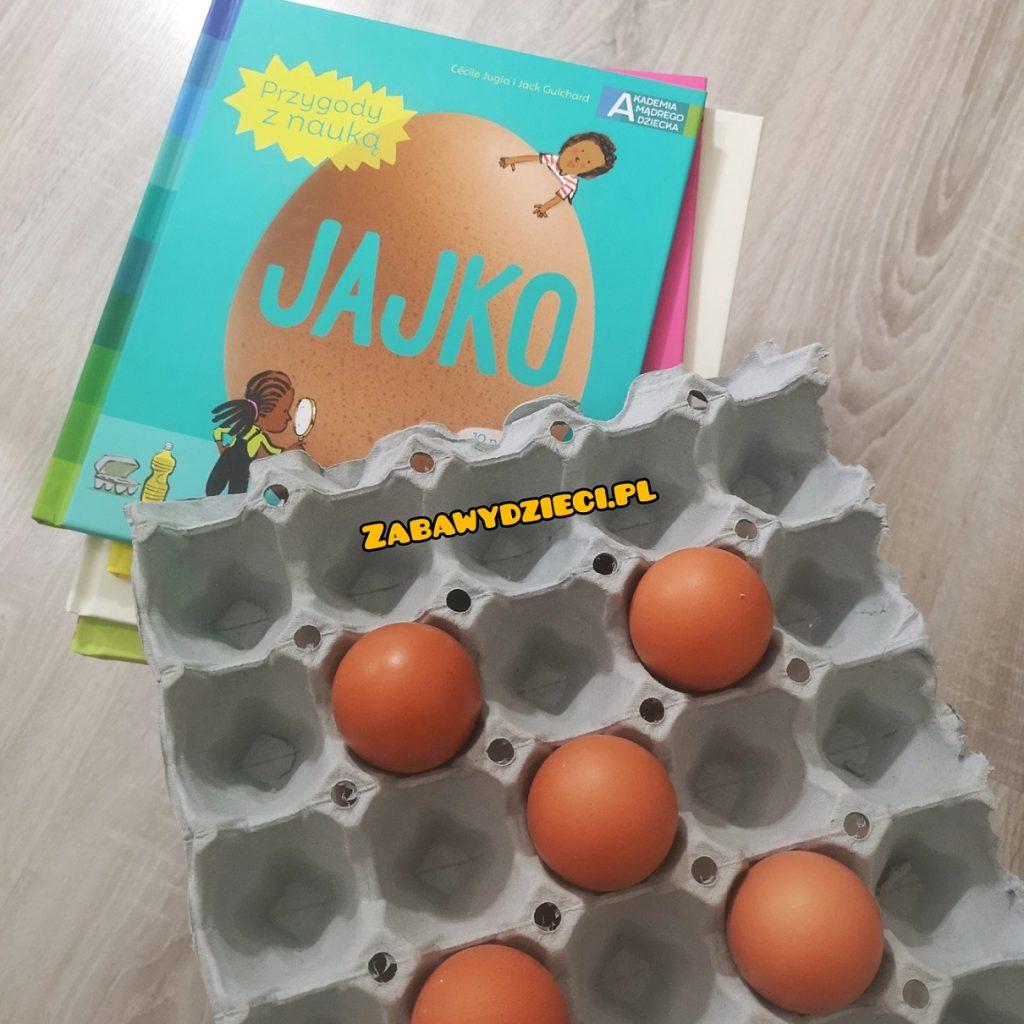 eksperymenty dla dzieci w domu z jajami