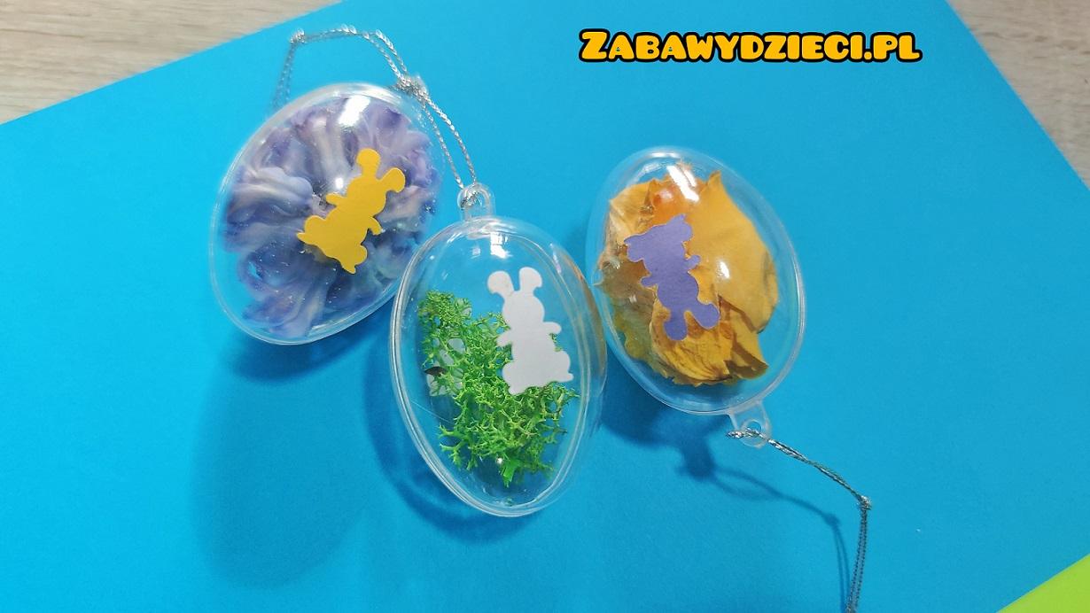 pomysły dla dzieci na proste zdobienie jajek